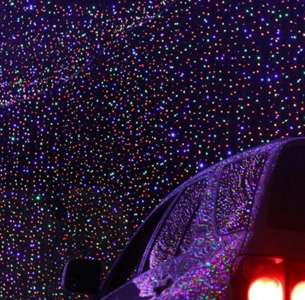Lights Under Louisville in the louisville mega caverns