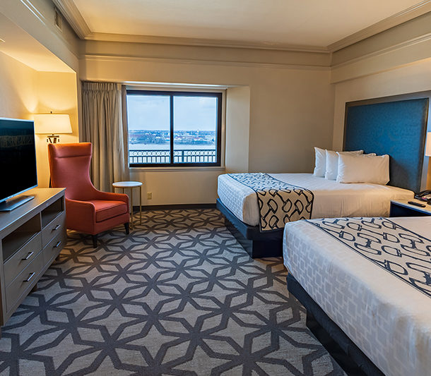 Two Bedroom Suite Queen Queen Room